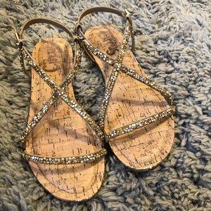 Sam Edelman Circus Hilary crystal sandals